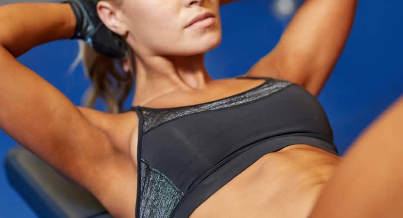 5 exercicios abdominais poderosos para deixar a barriga chapada