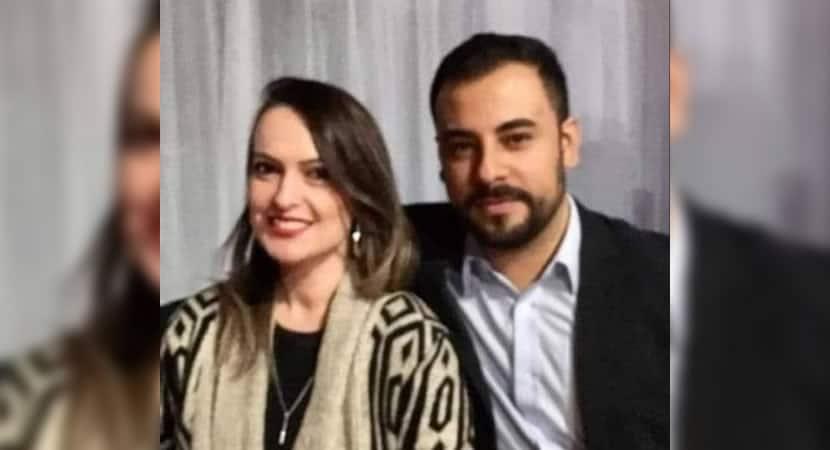 CAPA Empresario mata a esposa por ela ter comemorado a vitoria do seu time na final da Libertadores
