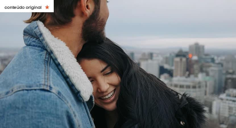 CAPA Existem 5 tipos principais de amor. Descubra qual e o seu