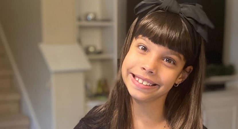 Capa Com apenas 9 anos brasileira entra para grupo das pessoas mais inteligentes do mundo
