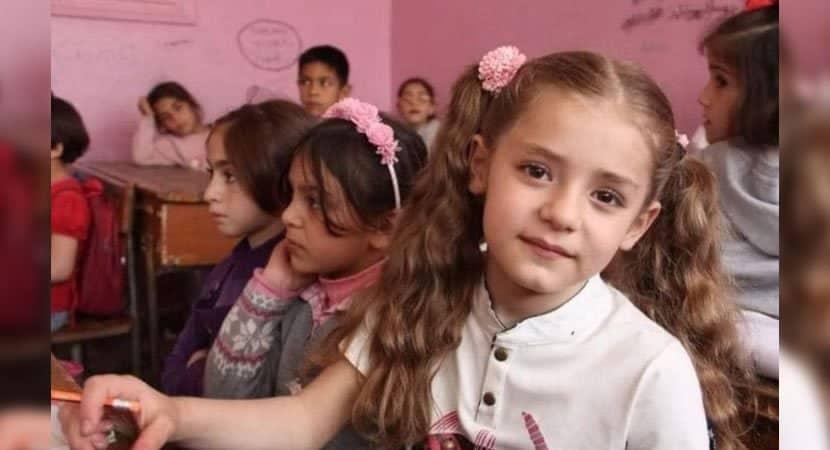 2 capa Menina siria criada em meio a guerra vence competicao mundial de matematica Superou barreiras