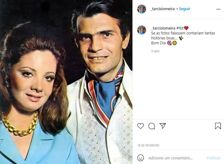 2e de entristecer lamenta Tarcisio Meira sobre ofensa recebida nas redes sociais