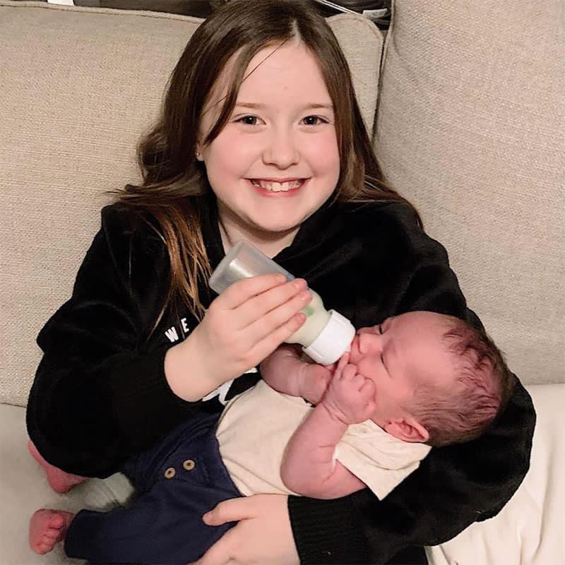 3depois de perder tres filhos casal decide adotar um bebe Fomos agraciados