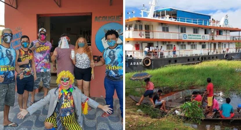 4projeto de medico brasileiro leva saude e conhecimento gratuitas a 30 mil moradores da Amazonia
