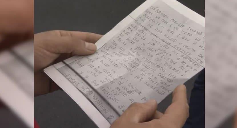 5 capa Nao julguem minha mae bebe e abandonado e mae escreve carta explicando motivos