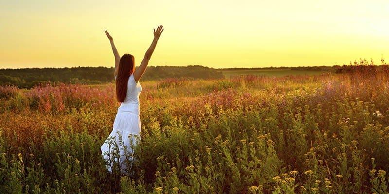 Consagre sua vida a Deus