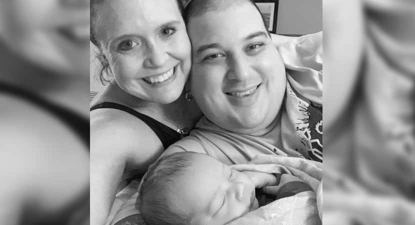 capadepois de perder tres filhos casal decide adotar um bebe Fomos agraciados