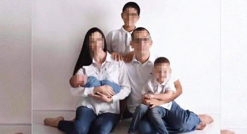 capamulher remove enteado de retrato de familia queria uma foto so com meus filhos