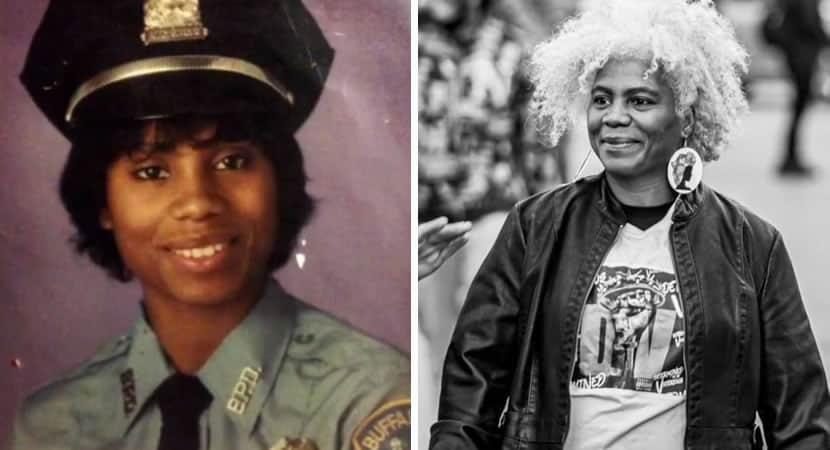 2 capa Policial salvou vida de um homem durante o servico e foi demitida so 15 anos depois ela conseguiu justica