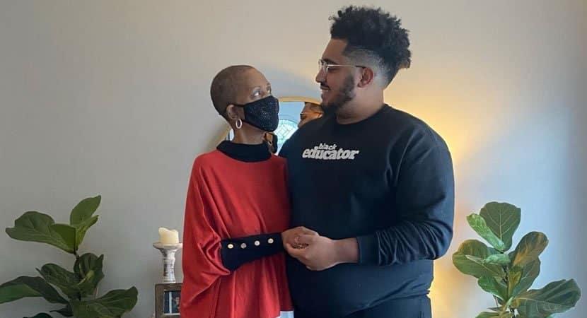 4 capa Mae foi diagnosticada com cancer terminal e filho junta dinheiro para leva la