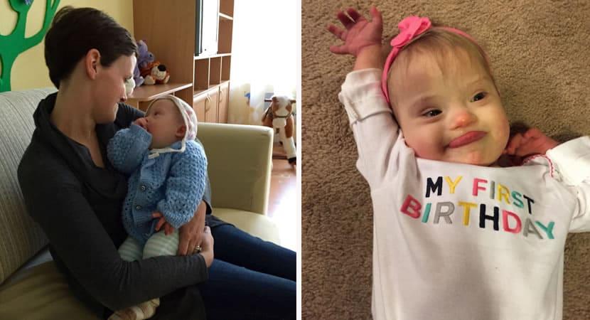 capaabrace seus bebes Mae perde filha com Sindrome de Down e compartilha valiosos conselhos