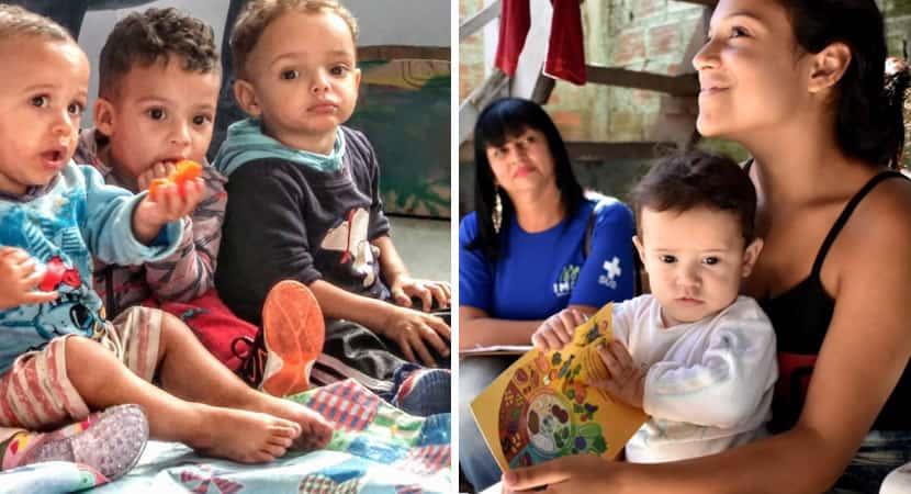 1 capa Vencendo a desnutricao nutricionista que luta contra a fome ja ajudou mais 7 milhoes de pessoas