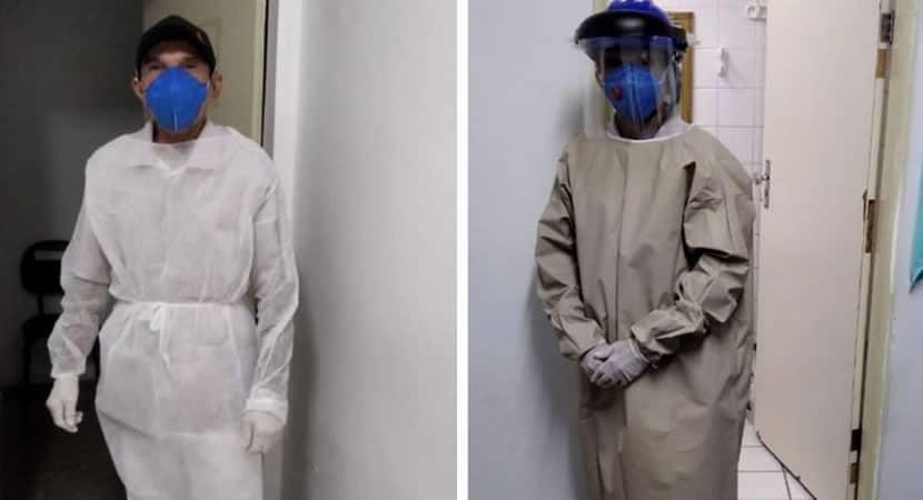 2 capa Maqueiro pede que outras profissoes da linha de frente sejam reconhecidas Nao sao so medicos e enfermeiros
