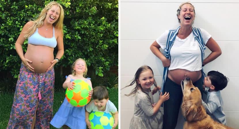 5 capa Queria amar estar gravida mas nao amo mulher faz sincero relato e encontra apoio de outras maes