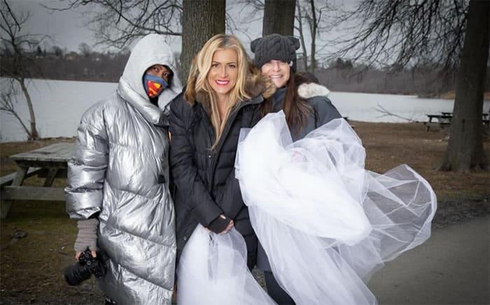 6 2 Buscando conscientizar populacao sobre violencia domestica vitima planeja correr 500km vestida de noiva
