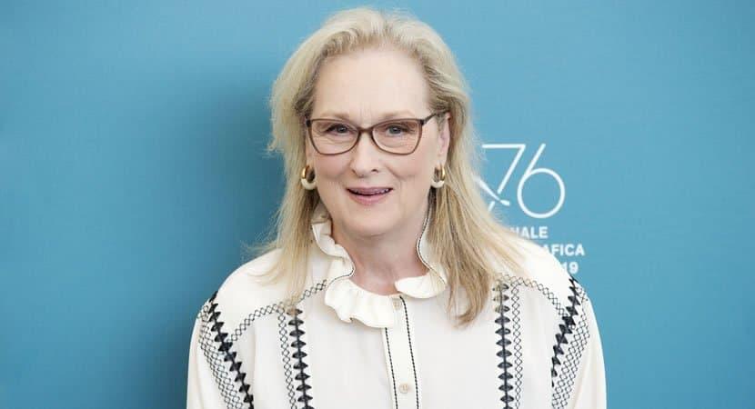Meryl Streep Boa aparencia desaparece mas um bom coracao te faz linda para sempre