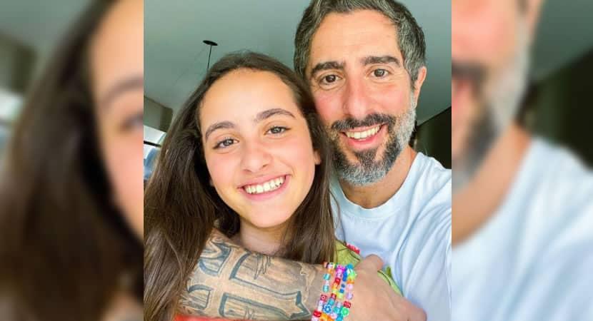 a mulher que sua filha vai ser depende de voce Marcos Mion