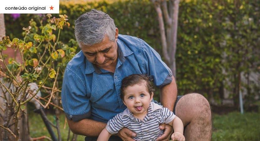 avos nao sao pai e nem mae Cuidar dos netos deve ser um prazer nao uma obrigacao