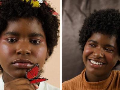 capamenina que teve cabelo afro comparado a larvas consegue apoio juridico e mais de R100 mil