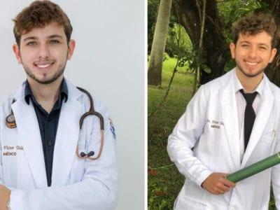 capaaprovado em Medicina aos 14 anos sergipano conclui graduacao e se torna o medico mais jovem do Brasil