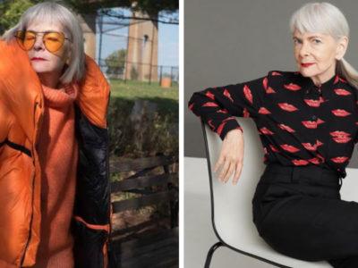 capaenvelhecer e problema dos outros mulher de 67 anos conquista web ao provar que idade e so um numero