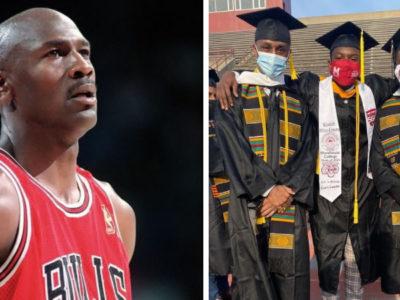 capamichael Jordan doa mais de R5 milhoes e ajuda jovens negros a entrarem na universidade