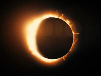 eclipse solar anel de fogo em 1006 tempo de paciencia e calma pois um recomeco esta chegando
