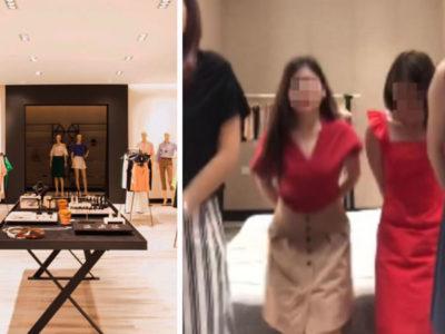 1 capa Funcionarias denunciam loja de roupas que as obriga a fazer agachamentos e pagar multas caso engordem