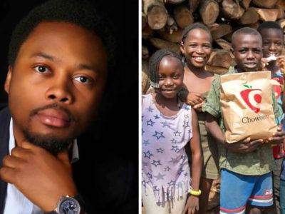 capaempreendedor que passou fome na infancia ajuda a alimentar milhares de pessoas todos os anos