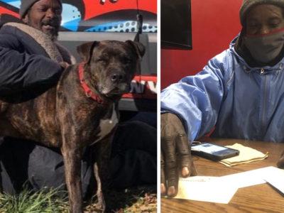 1 capa Depois de resgatar 16 animais em abrigo que pegava fogo sem teto recebe quase R500 mil em doacoes
