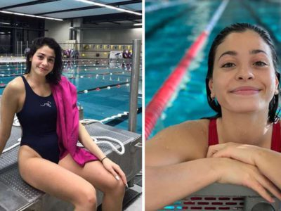 4 capa Refugiada que salvou 18 pessoas no mar junto com sua irma na adolescencia vira nadadora olimpica