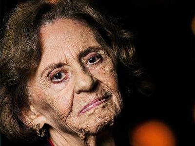 aos 93 anos Laura Cardoso refletiu sobre a morte e normal da vida um dia voce tem que ir embora