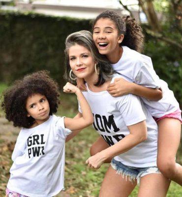 1 2 Filha de Samara Felippo e chamada de negrinha chata na escola e atriz desabafa sobre racismo