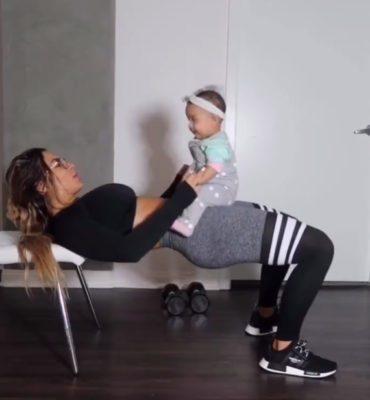 1 4 Mae recebe fortes criticas ao dizer que nao existe desculpa para ficar gorda depois do parto