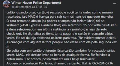 3 2 Para ajudar pai procurado pela policia por furtar fraldas populacao se oferece para pagar a conta