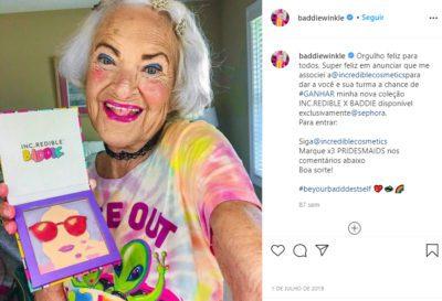 3 Blogueira de 92 anos e sensacao nas redes sociais e prova a todos que nunca e tarde para ter estilo