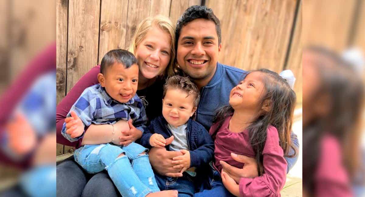 3 capa Ha seis anos casal adota apenas criancas com deficiencia Enxergamos o valor dos marginalizados
