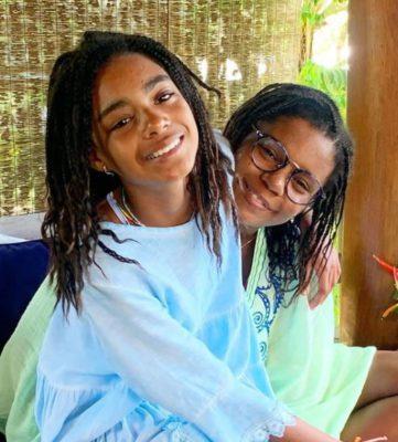 3Gloria Maria sobre filhas adotivas que conheceu em abrigo tive certeza que eram minhas filhas