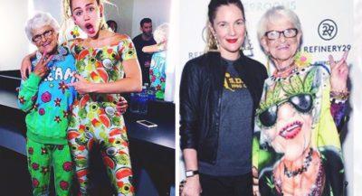 4 Blogueira de 92 anos e sensacao nas redes sociais e prova a todos que nunca e tarde para ter estilo