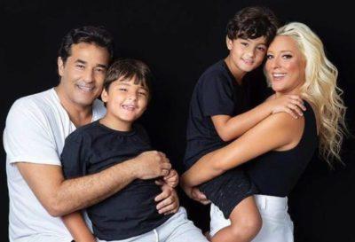 5 2 Luciano Szafir e Luhanna revelam viver relacao aberta mas com regras