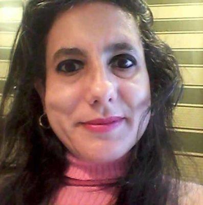 5 3 Virgem aos 47 anos ela diz que nao sente falta de se relacionar com alguem Tenho aversao