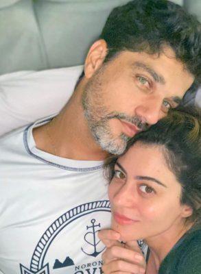 6 2 Carol Castro revela que nao beija namorado na frente da filha de 3 anos