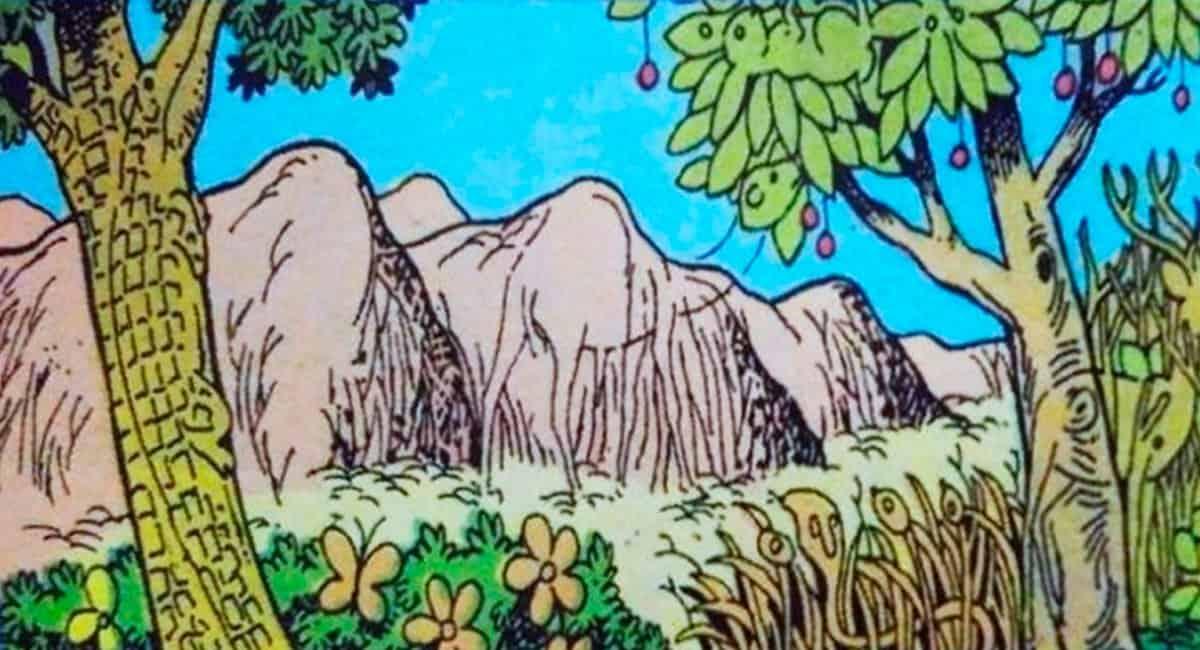 6 capa Decifre esta imagem em 15 segundos Onde estao os 6 animais escondidos