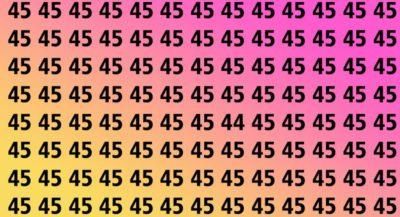 2teste de foco e agilidade Encontre o numero diferente nas 4 imagens em 5 segundos
