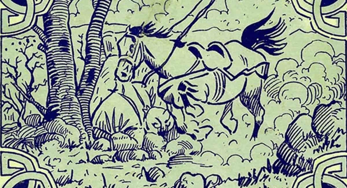 5 capa Quiz visual encontre o dono do cavalo na imagem em apenas 20 segundos