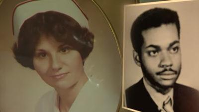 5 capa Separados na universidade por causa da cor da pele casal se reencontra apos 42 anos
