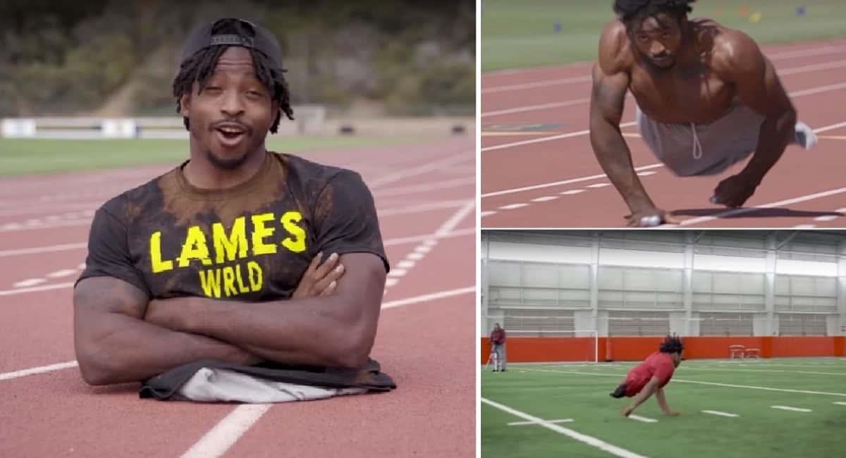 atleta que nasceu