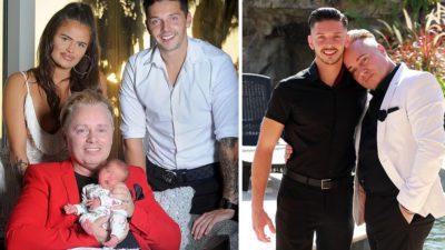 capafacebook Empresario se casou e teve bebe com ex namorado da filha