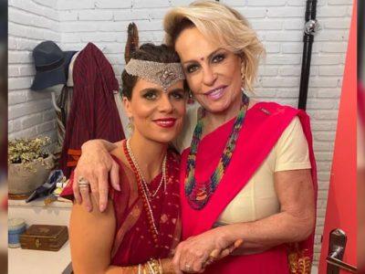 capafilha de Ana Maria Braga dispensa luxos e revela que anda de metro Vida bem simples